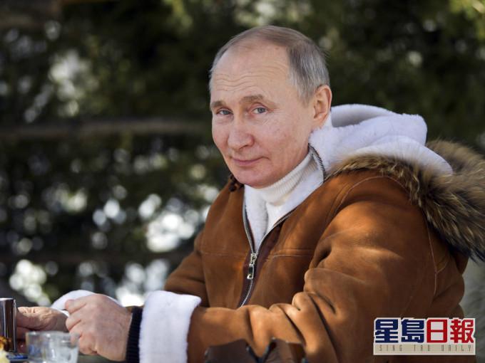 俄罗斯总统普京已接种新冠疫苗