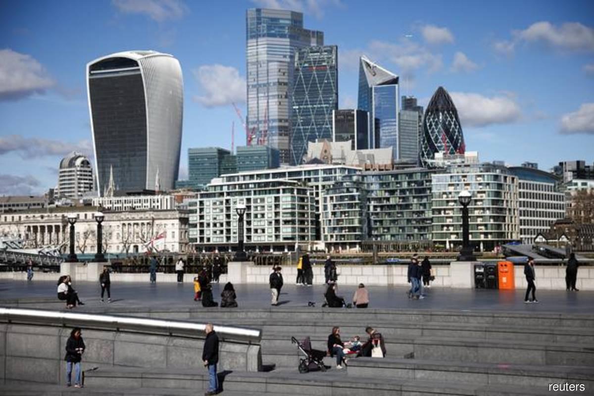 'No rush' on City of London access to EU, says EU official