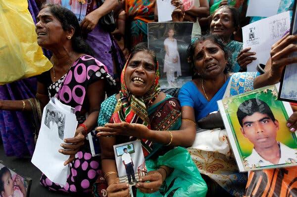U.N. to Gather Evidence of Atrocities in Sri Lanka Civil War