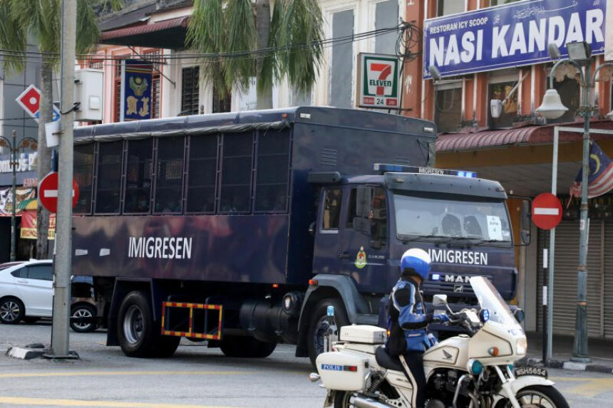 Malaysia puts deportations to Myanmar on hold till after Asean meets