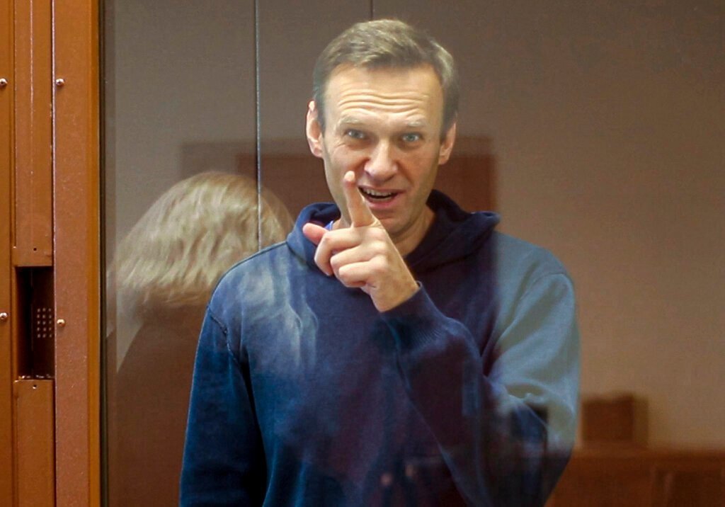 Russian court upholds decision not to investigate Navalny's poisoning