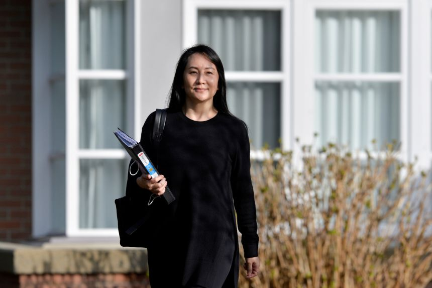 Canada judge rejects Huawei exec Meng Wanzhou's request to add evidence in US extradition case