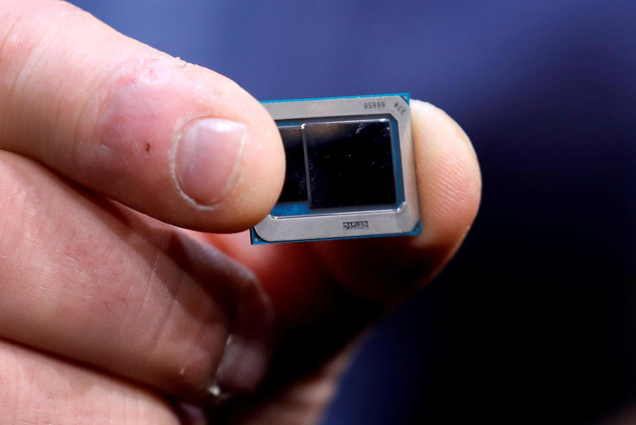 Intel to spend $20 billion on U.S. chip plants as CEO challenges Asia dominance