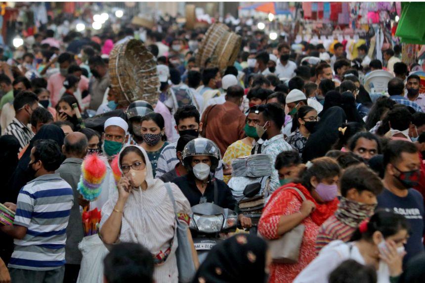 India reports coronavirus variant, daily deaths at year's high