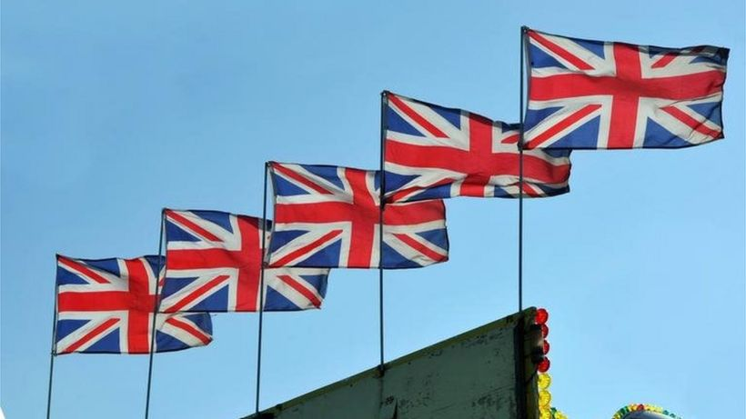 Government buildings to fly Union flag every day
