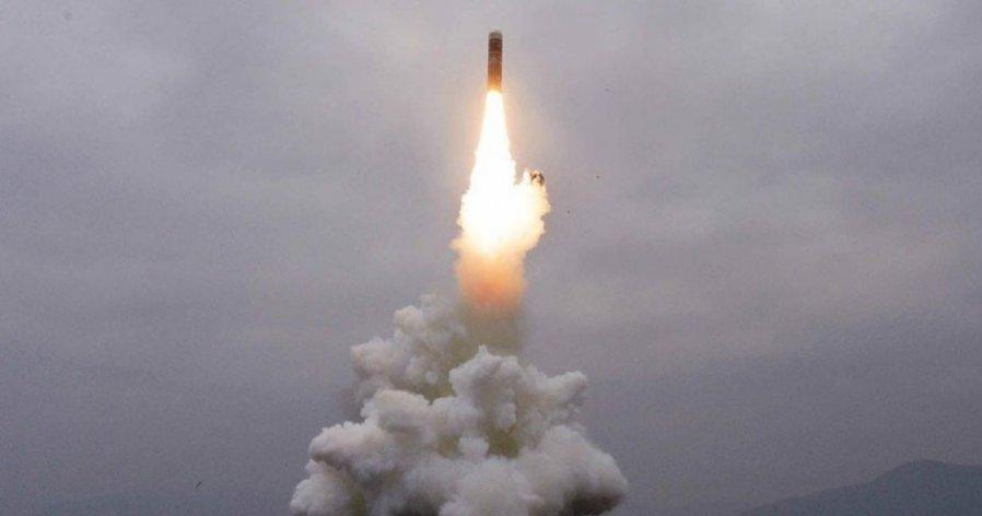 朝鲜今晨再发射不明飞行物 日政府推测是飞弹