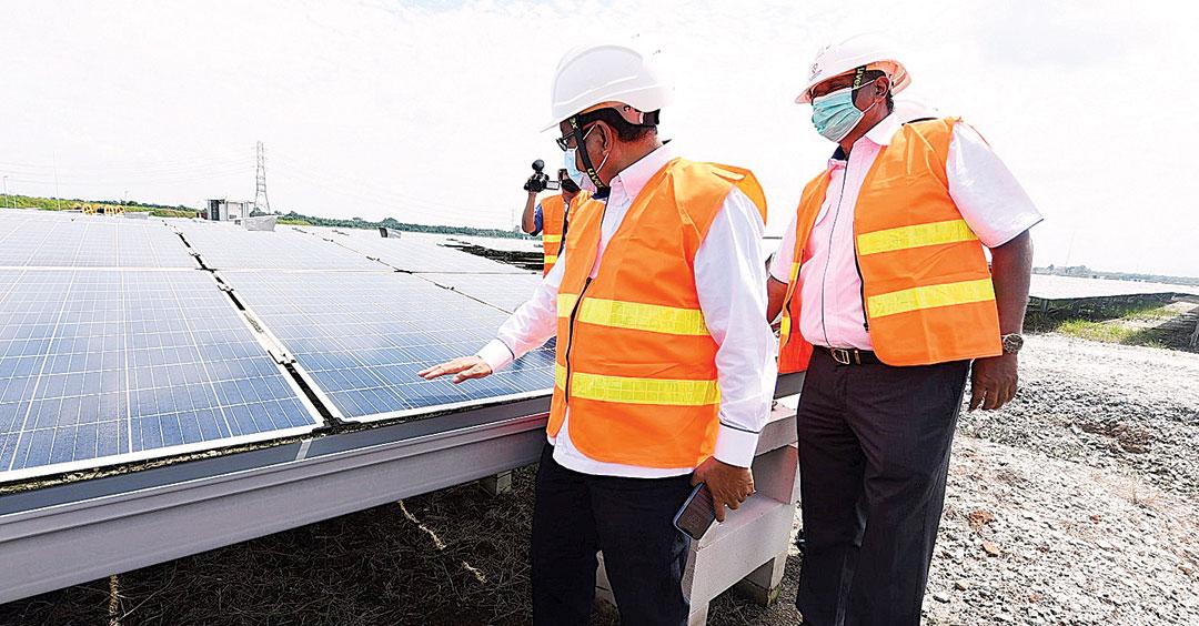 国能雪邦大型太阳能发电站 连续两年 营运优越