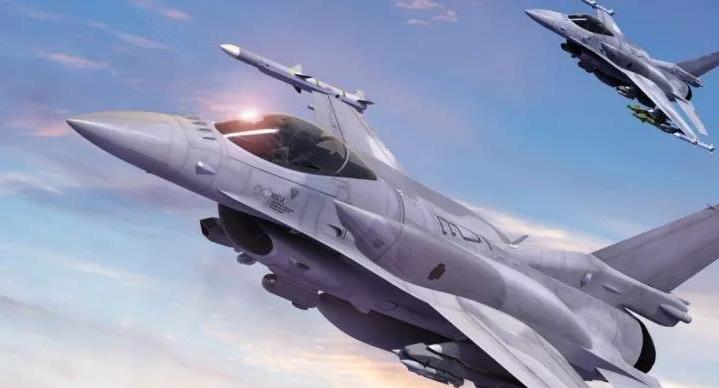 L3Harris技术公司将为F-16战机开发先进电子战系统