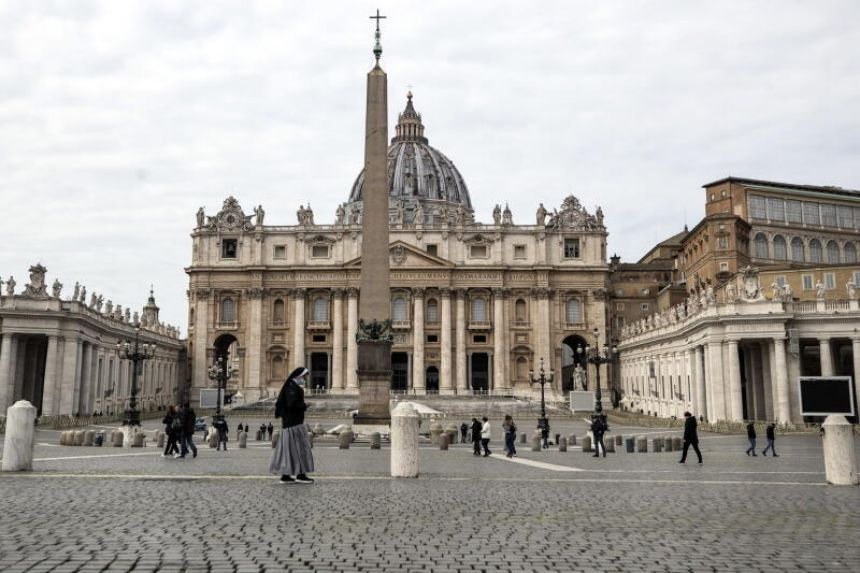 Cardinals get pay cut as Vatican reduces costs