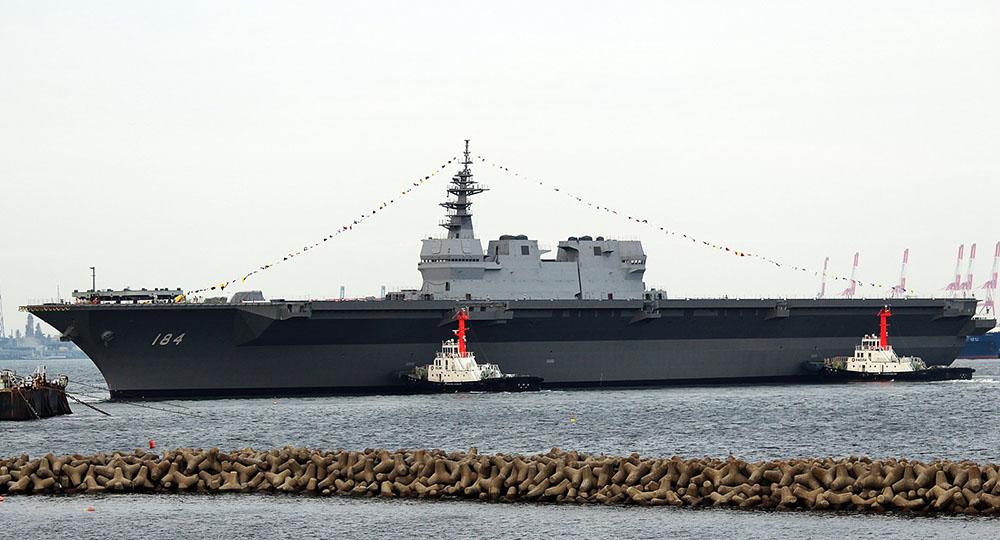 """原创 日本迈向重大国之路的关键一步:""""加贺""""号驱逐舰起重要作用!"""