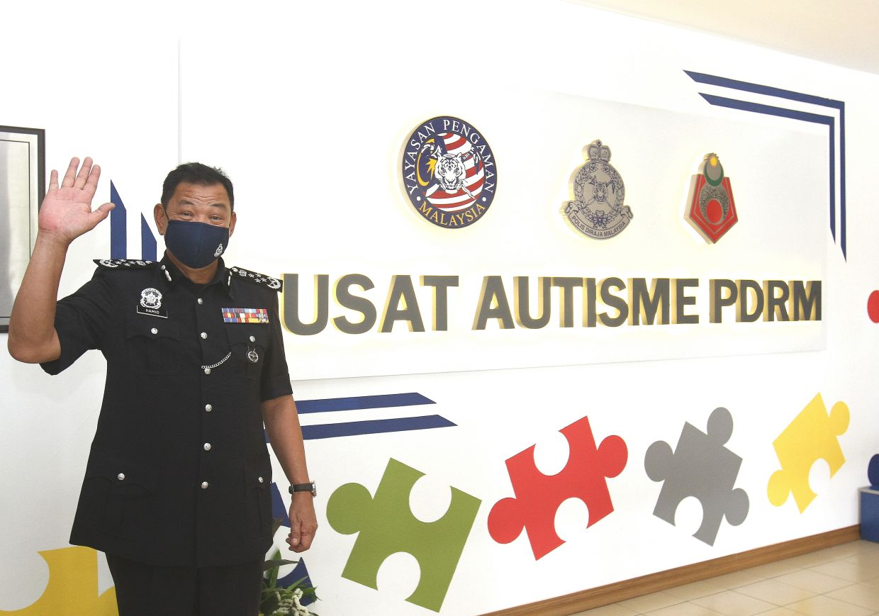 Every policeman must know how to handle persons with autism, says IGP