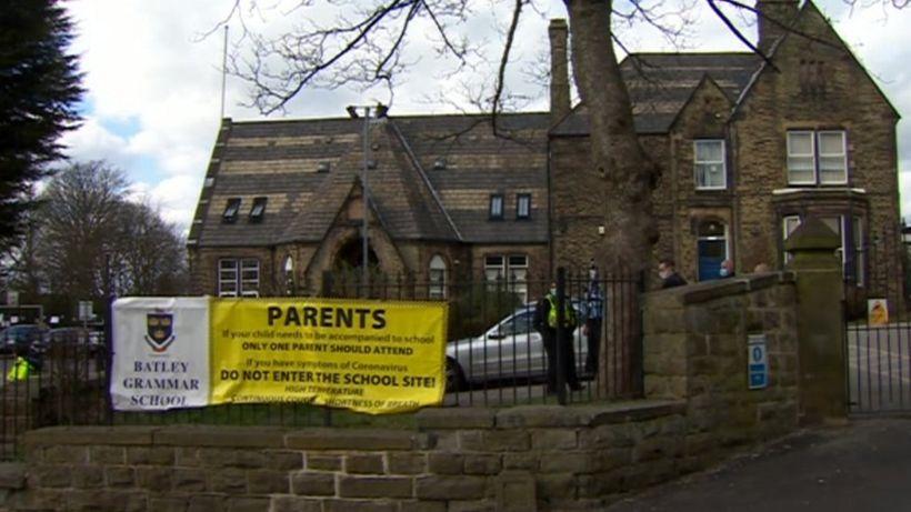 Prophet Muhammad cartoon sparks Batley Grammar School protest