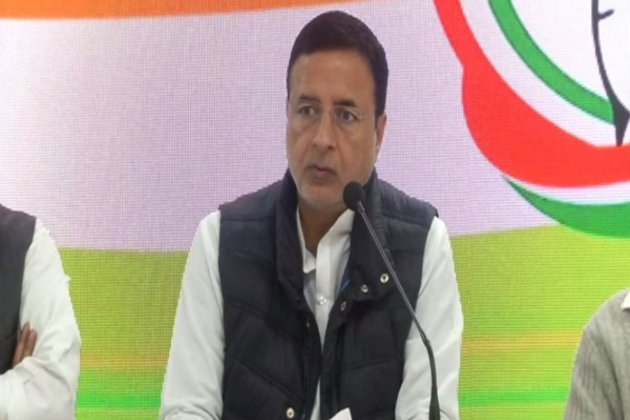 LDF can be described as 'lies, deception, fraud': Surjewala