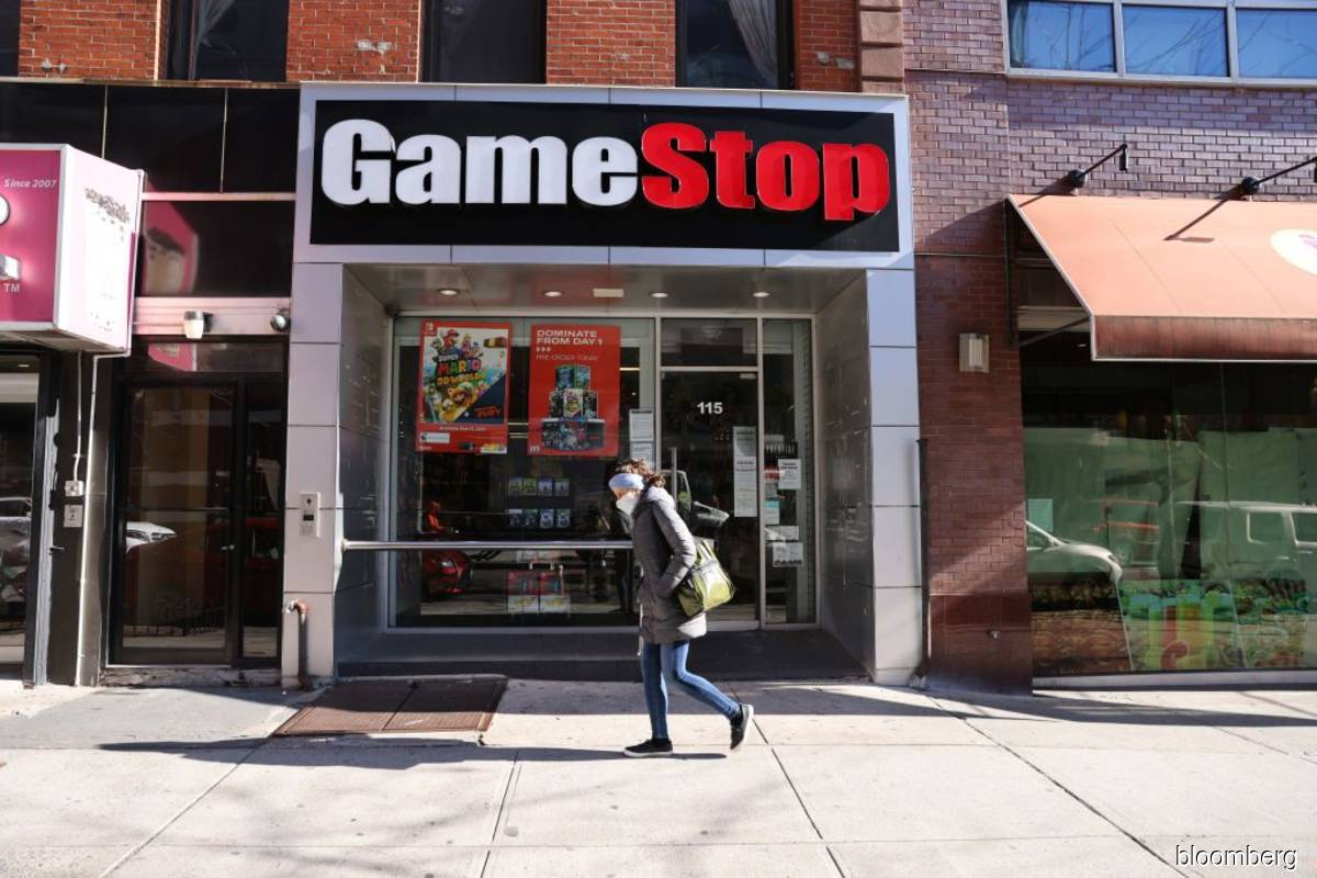 GameStop soars 32%, leads meme stocks higher with Koss, AMC surging too