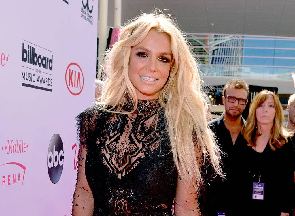 Britney Spears Asked Her Dad To Resign As Her Conservator In A New Court Filing