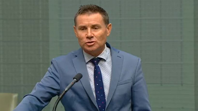 Andrew Laming: Australian MP apologises over comments to women