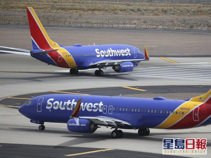 西南航空机师狂爆粗大骂北加州自由派 FAA已介入调查