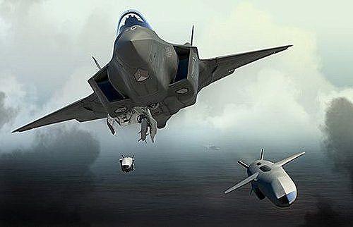 原创 F-35A:试射JSM隐形反舰导弹,或将成专职对舰打击攻击机