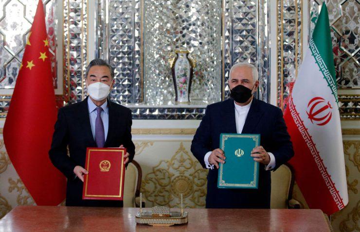 中国与伊朗签署 25年战略合作协议