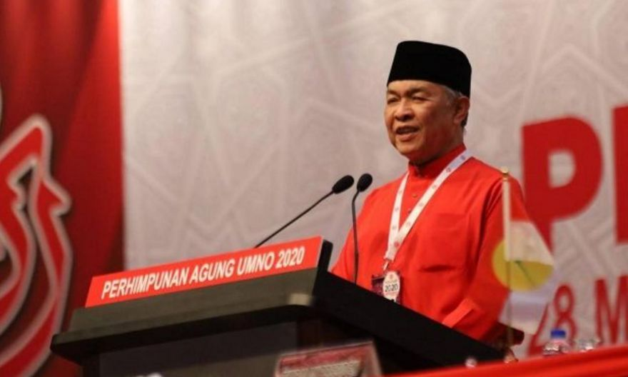 Zahid says Umno to 'strengthen' syariah law in Malaysia if it wins supermajority in Parliament