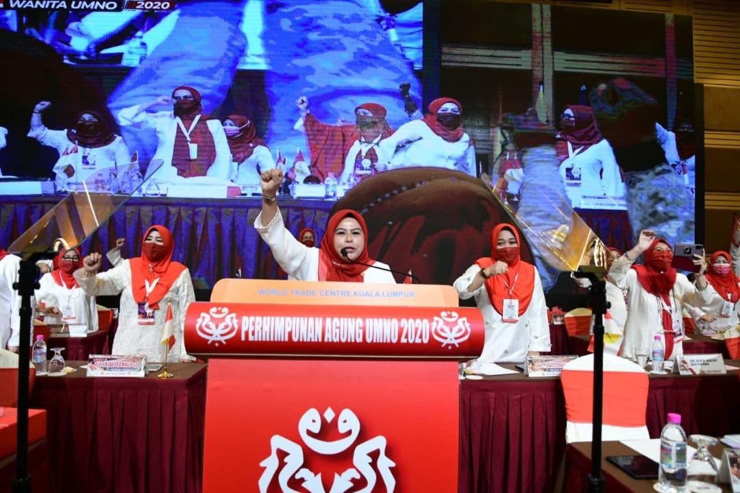 【巫统大会】诺莱妮促修章 实现30%女候选人固打制