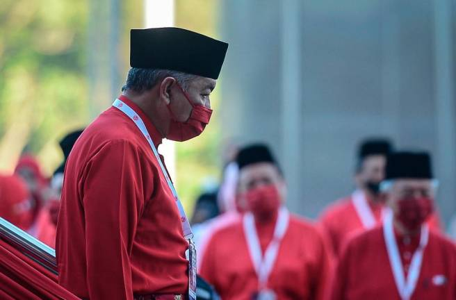 BN to go it alone in GE15- Ahmad Zahid (Updated)