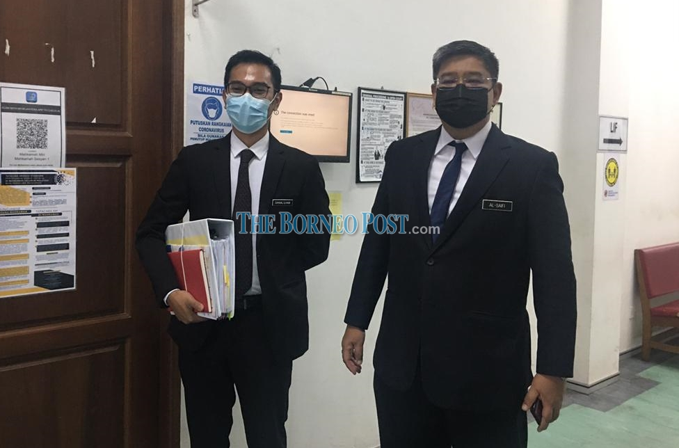 Trial date fixed for police corporals charged in connection with rape of minor by detainee in Miri lockup