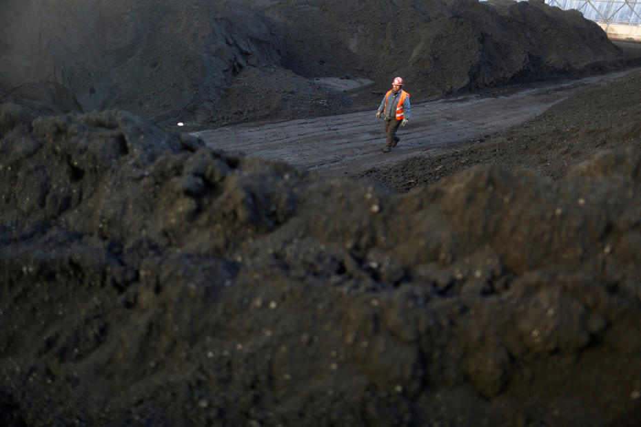 China generated over half world's coal-fired power in 2020 - study