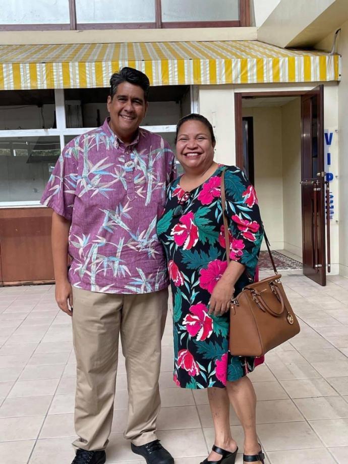 台美断交42年来首次 帕劳总统访台 美大使同行