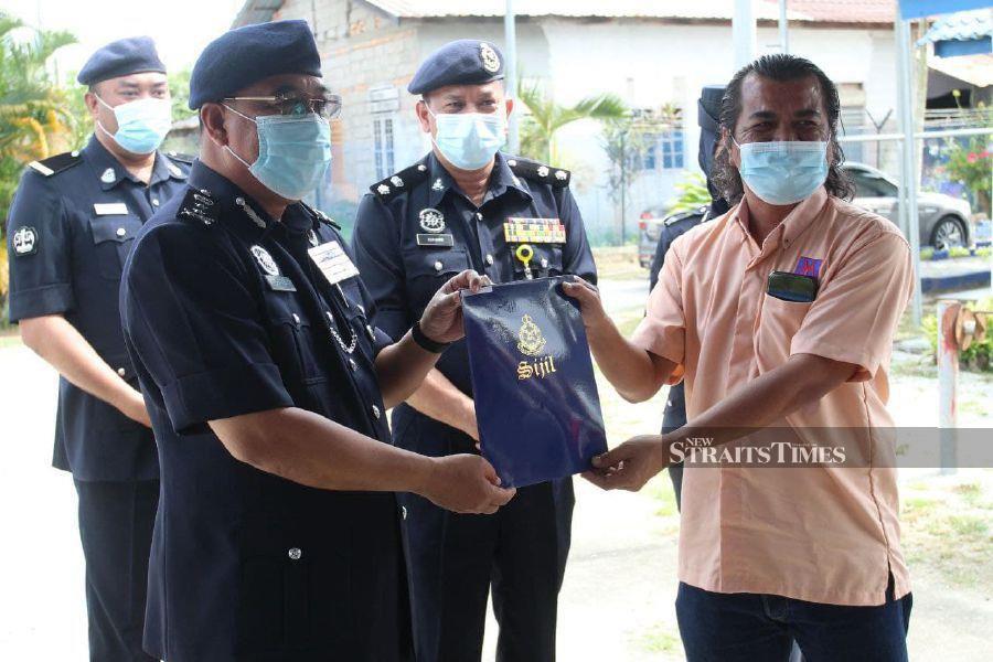 Kelantan police's narcotics dept seeking to beef-up manpower