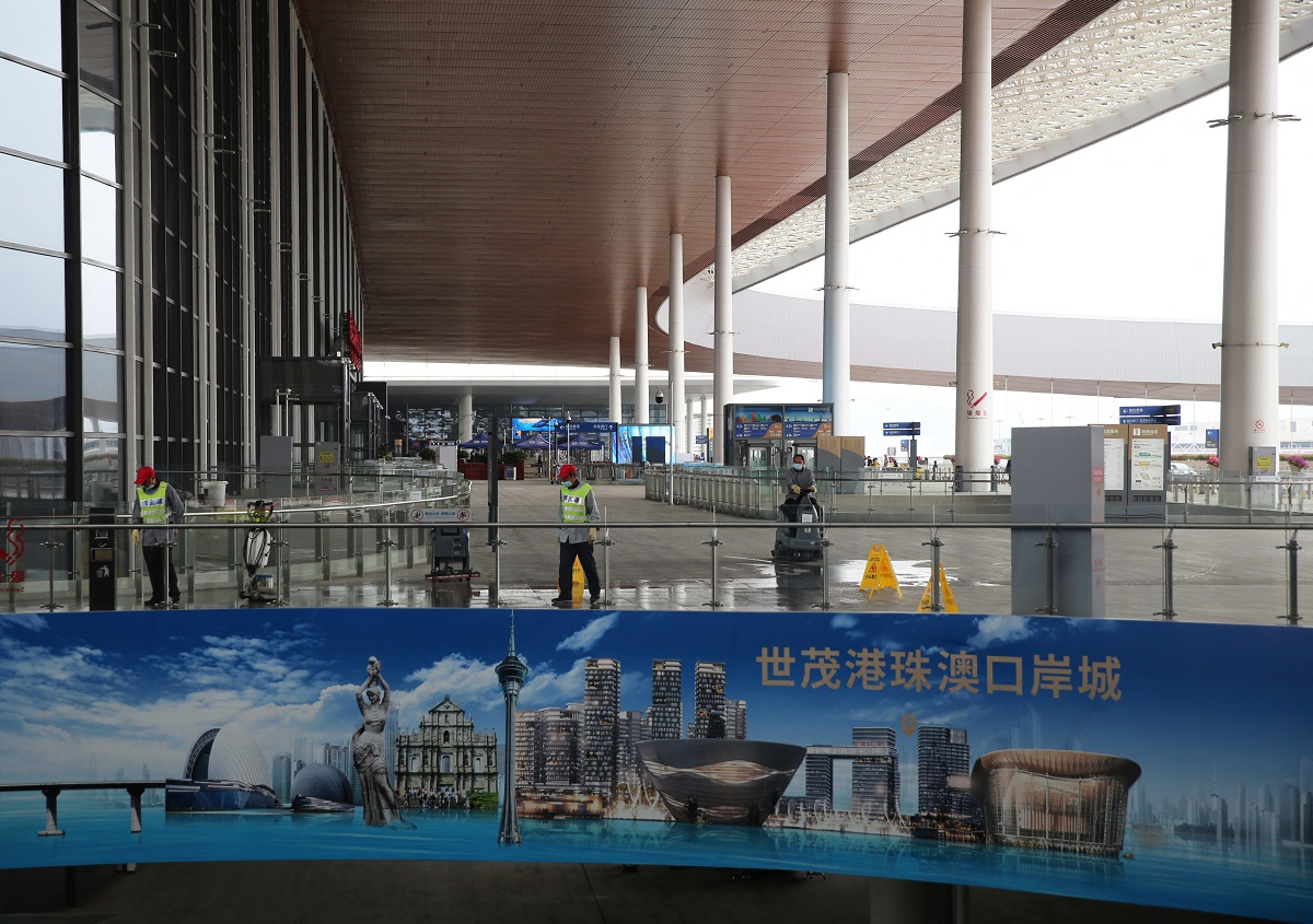HK eases rules as local Covid case numbers drop