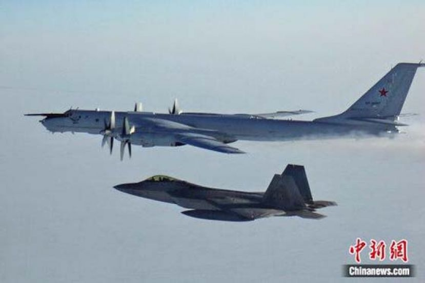 美军方:俄2架图-142反潜巡逻机进入阿拉斯加防空识别区