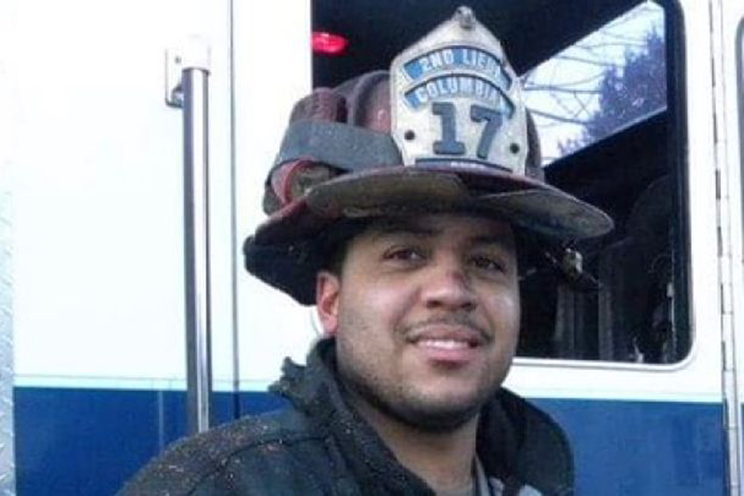 'Dedicated' New York Firefighter Dies in Blaze Just 1 Day Before His Son's 6th Birthday