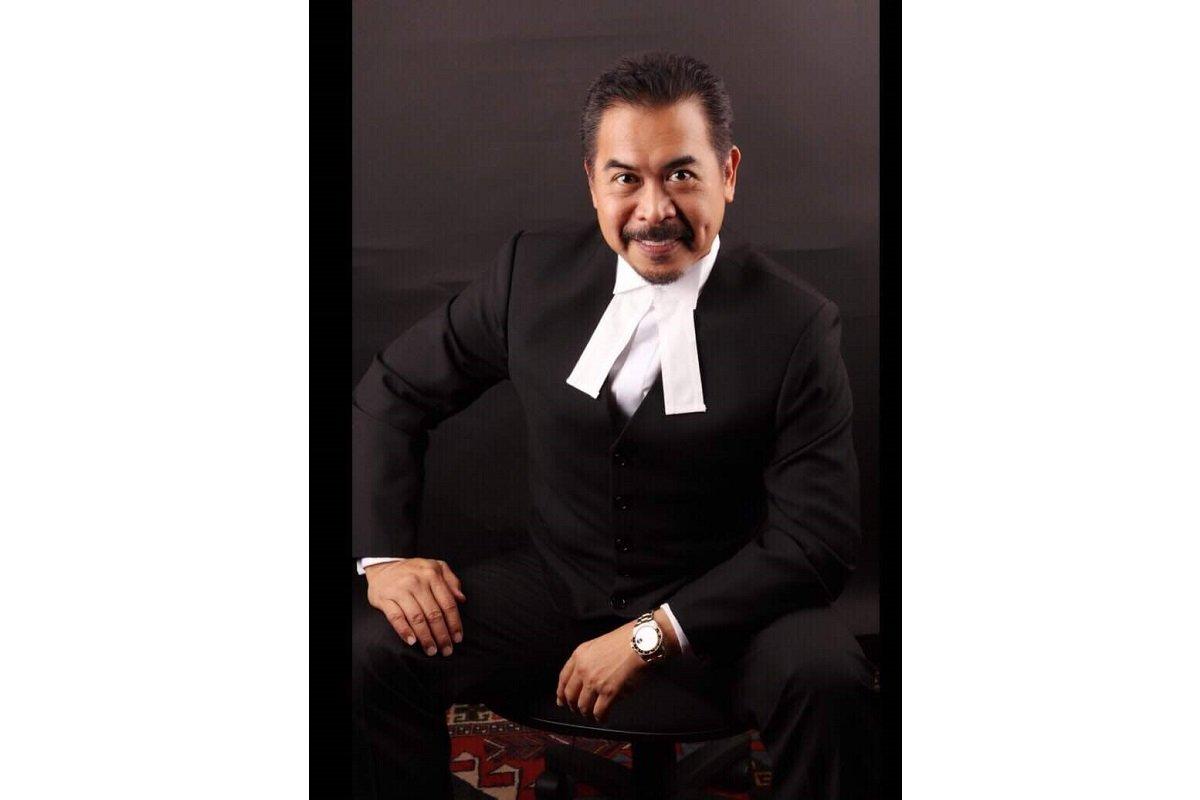 1MDB lawyer Rosli Dahlan files RM50m defamation suit against Lokman Adam