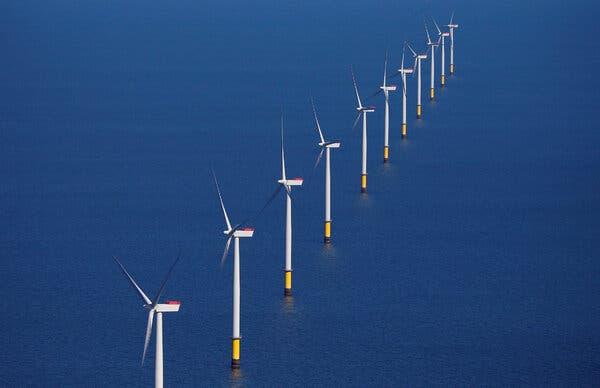 Biden Administration Announces a Major Offshore Wind Plan