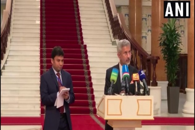 Jaishankar discuss bilateral ties with Tajikistan Prez