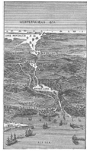 苏伊士运河之堵,真的只是个意外吗?