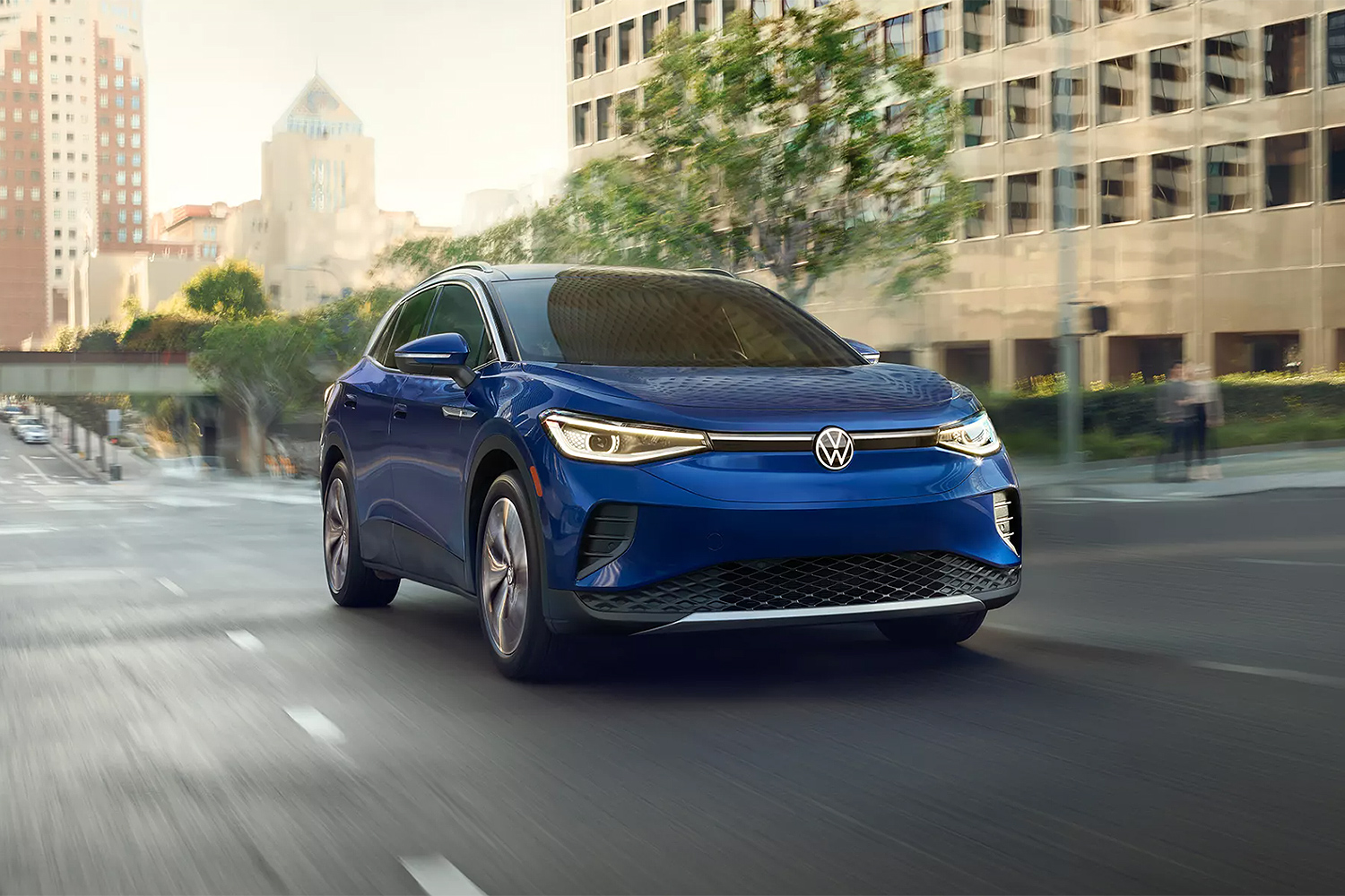 So Long, Volkswagen — Automaker Is Changing Name to Voltswagen in Move to Electric Vehicles