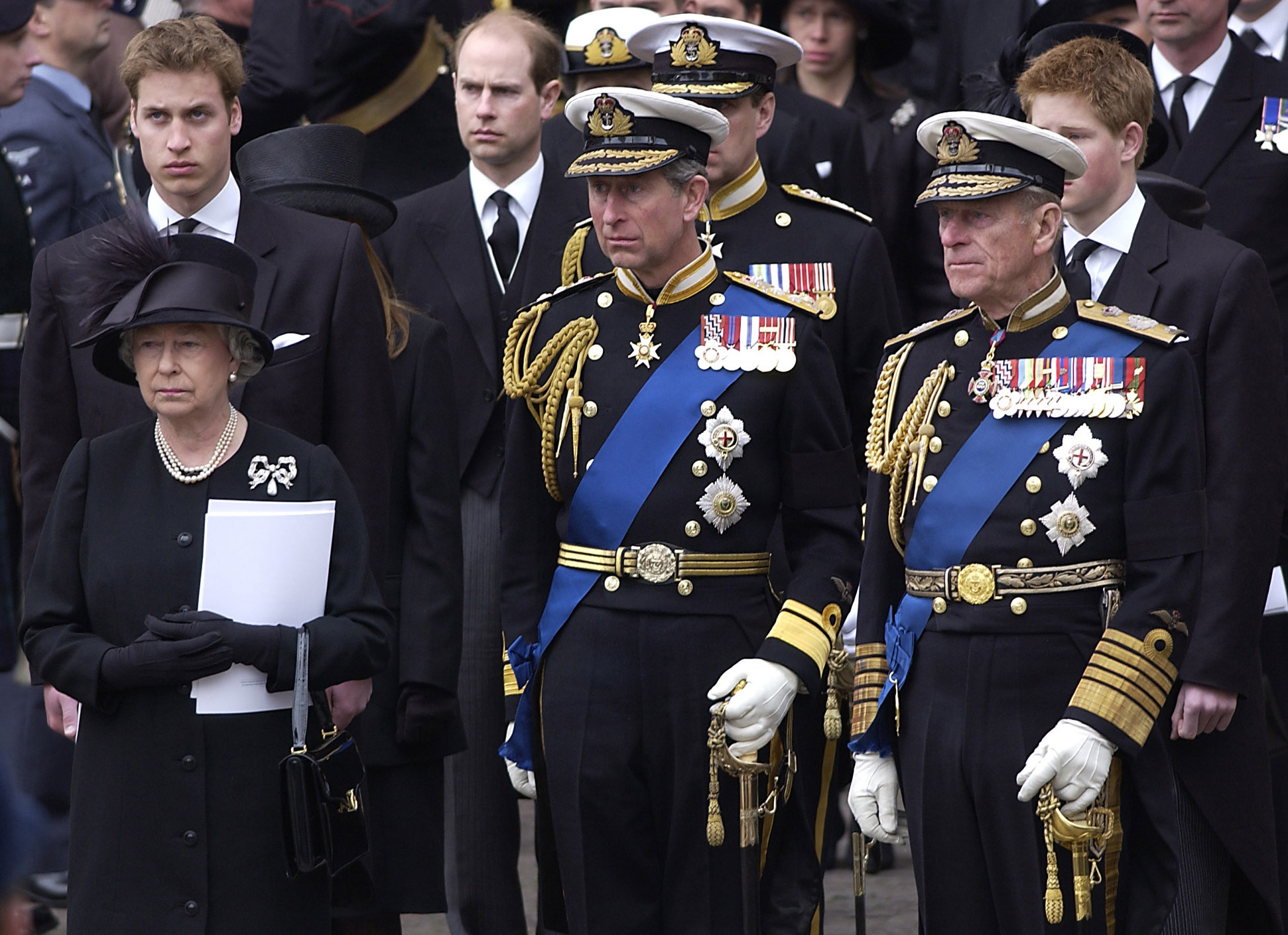 Queen Elizabeth Gave a Moving Speech After the Queen Mother's Death, 19 Years Ago