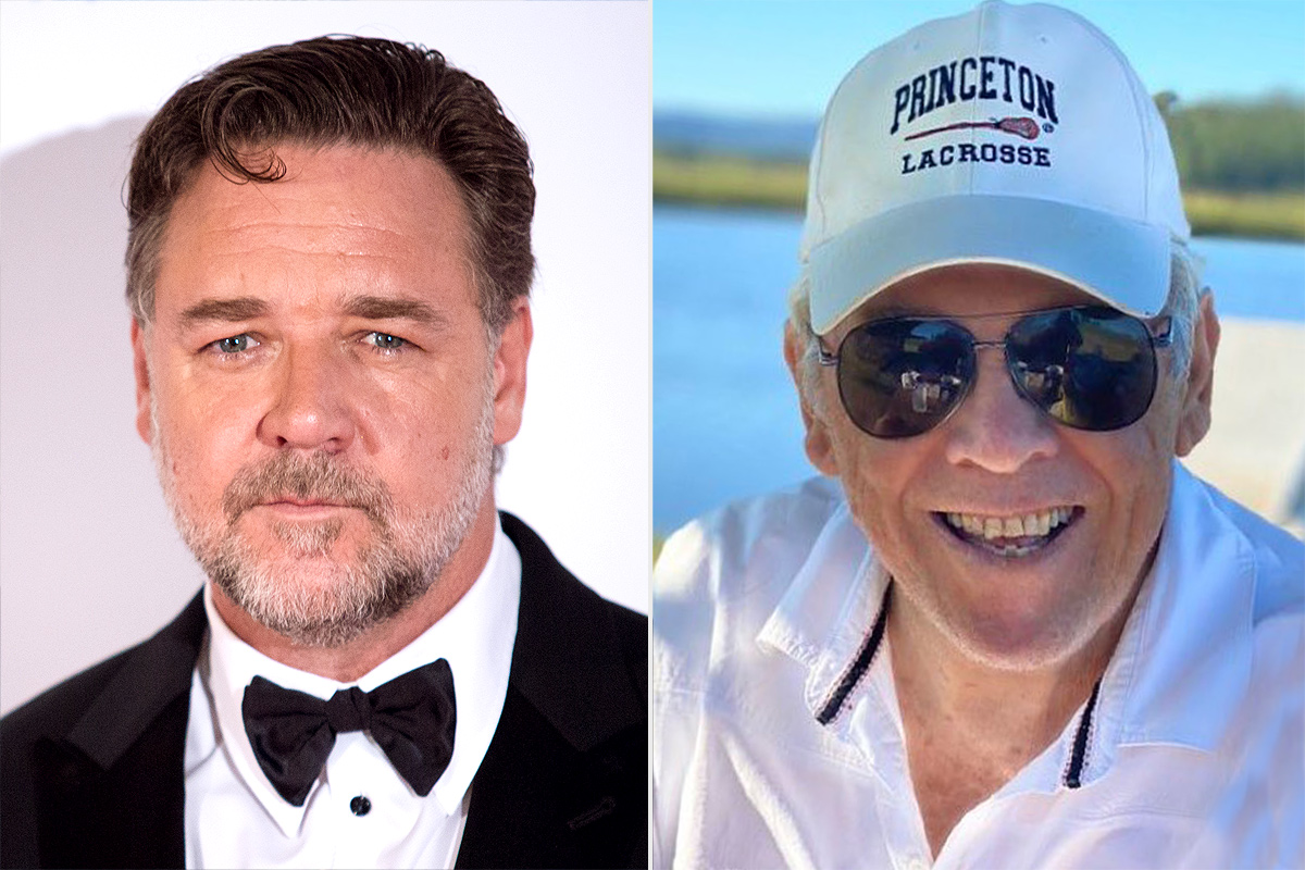 Russell Crowe Mourns His 'Beautiful Dad' John, Who Died at 85: 'The Most Gentle of Men'
