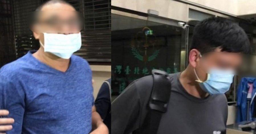 2男涉窃取口罩 1人被判囚10年 1人囚1年8月