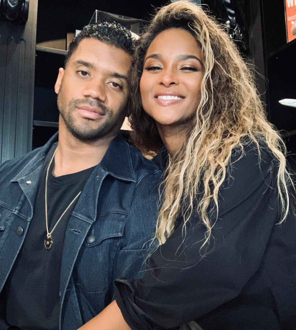 Ciara Shares Sexy Beachside Snaps Taken by Husband Russell Wilson: 'His Angles Are Always Right'