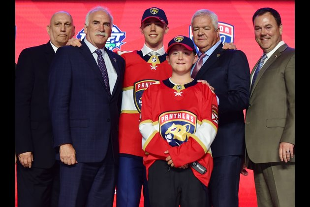 Panthers sign Boston College G Spencer Knight
