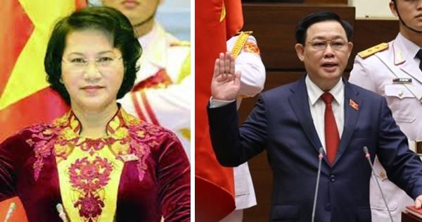 越南国会主席换人 王庭惠接替阮氏金银