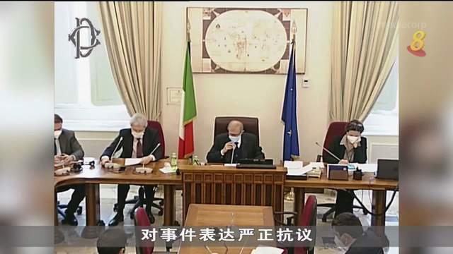 意大利驱逐两俄国外交官 指其涉及间谍活动