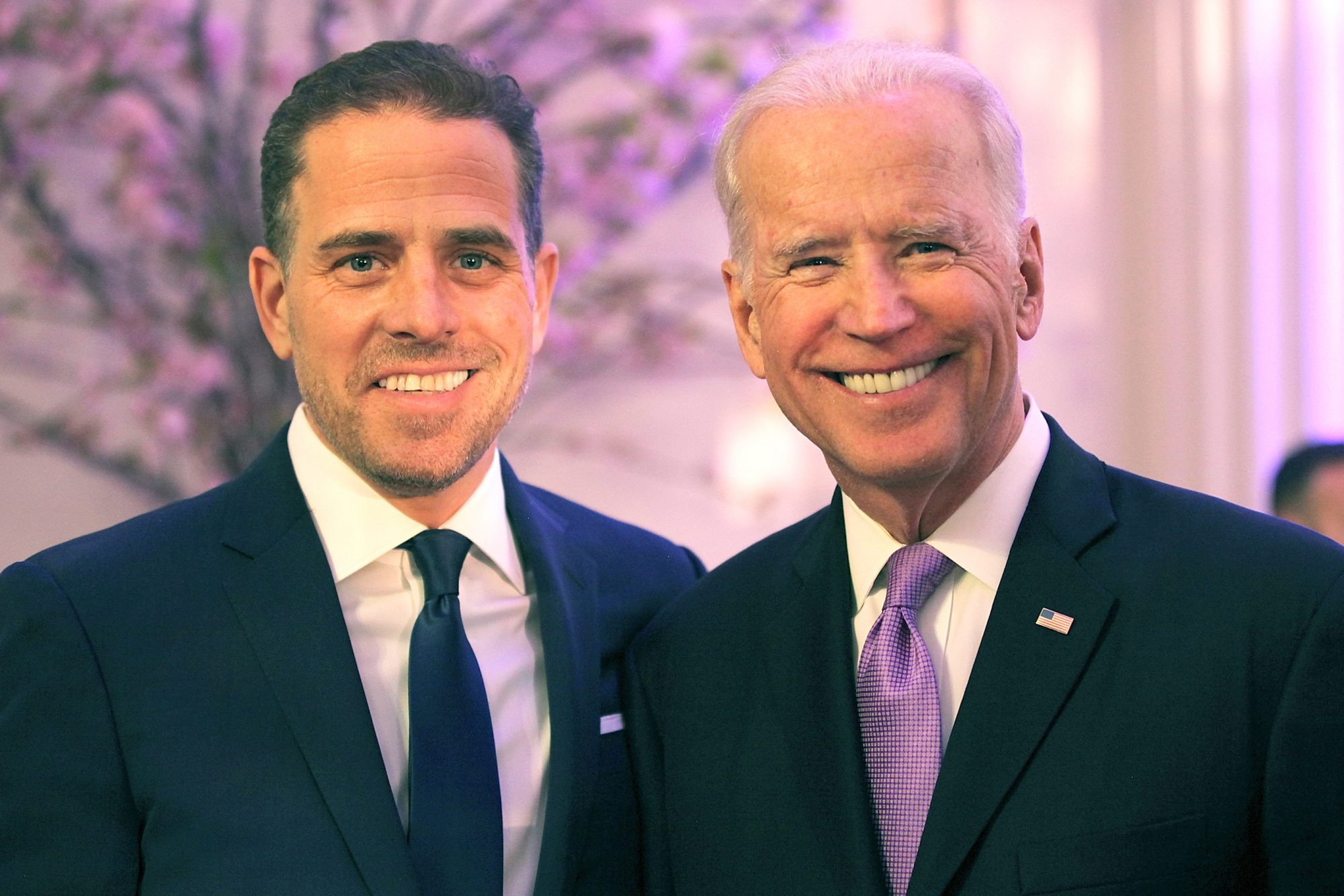 Joe Biden Confronted Son Hunter About Addiction at His Apartment During Vice Presidency: 'You Need Help'