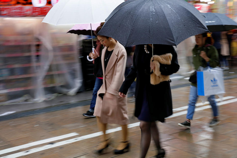 Japan February household spending seen down for 3rd straight month: Reuters Poll