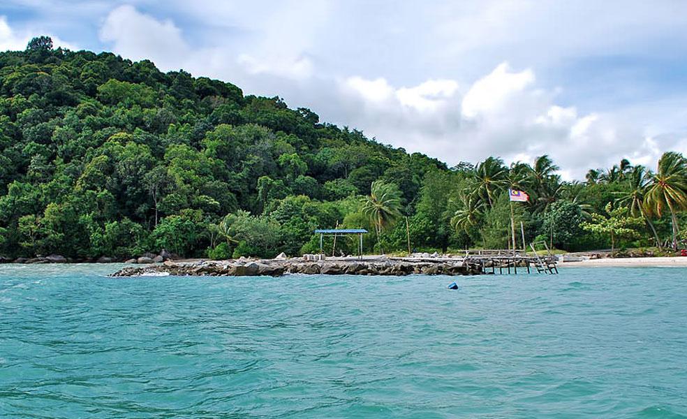 督峇岛发生沉船意外 幸无人伤亡