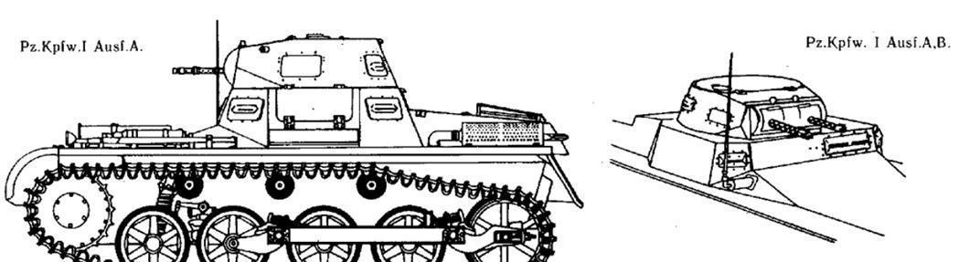 原创 本是训练坦克的一号坦克,最终却成为了德军在战争初期的主力