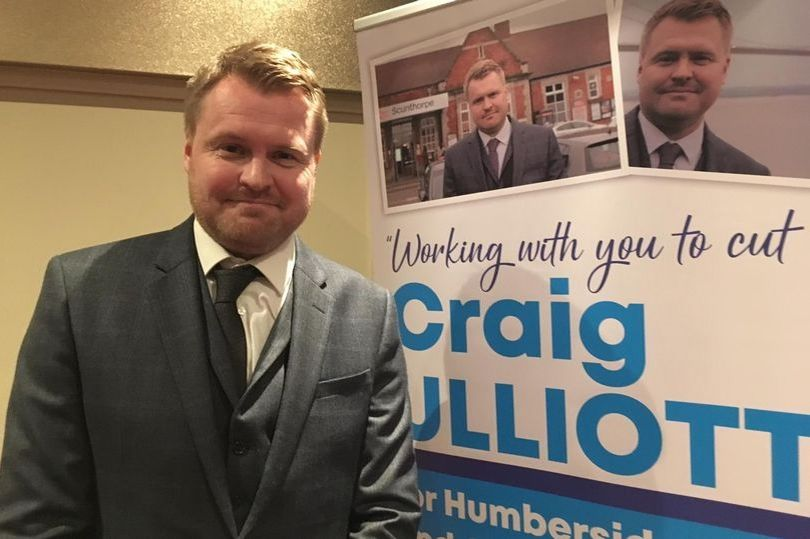 Tory candidate quits after questions about his claims of Police experience